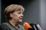 La chancelière allemande, Angela Merkel, le 16 novembre à Berlin.