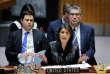 «Vous avez tué le JIM», a lancé l'ambassadrice américaine, Nikki Haley, à son homologue russe, Vassily Nebienza, le 16 novembre à l'ONU.
