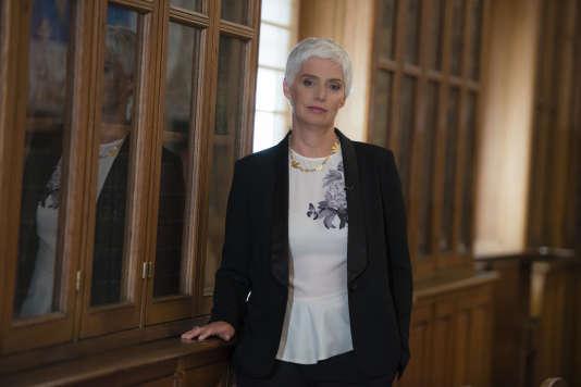 Frédérique Lantieri, « la reine du crime » de France 2, a écrit les six docufictions de la série « 48 heures ».