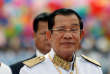 Le premier ministre cambodgien Hun Sen, à Phnom Penh, le 9 novembre.