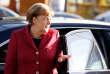 La chancellière Angela Merkel à Berlin le 17 novembre.