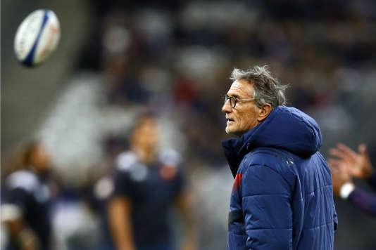Guy Novès et son encadrement sont sous surveillance, après une cinquième défaite consécutive.