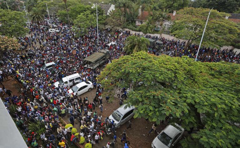Le président Robert Mugabe aurait accepté de démissionner — Zimbabwe