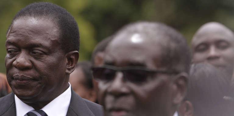 Qui est «le crocodile», le successeur invisible de Mugabe ?