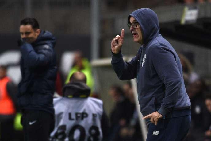 Marcelo Bielsa a été suspendu par Lille mercredi 22 novembre.