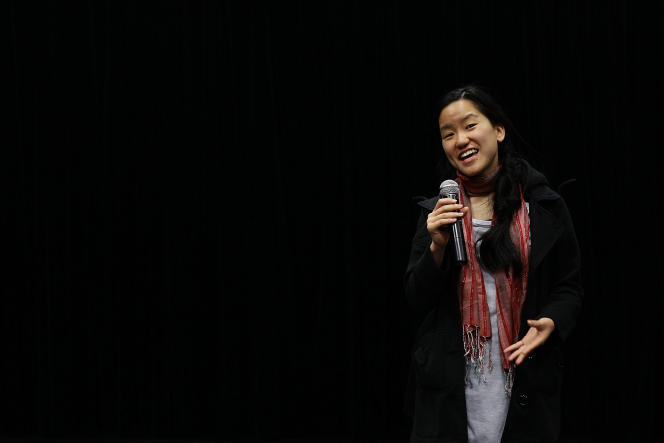 Marita Cheng, en 2012