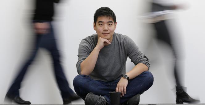 Paul Duan, en 2016.