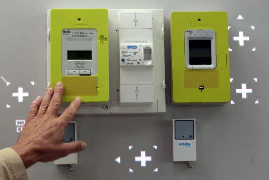 La CNIL met en demeure Direct énergie — Compteurs Linky