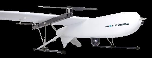 L'Héliplane, de Drone Volt