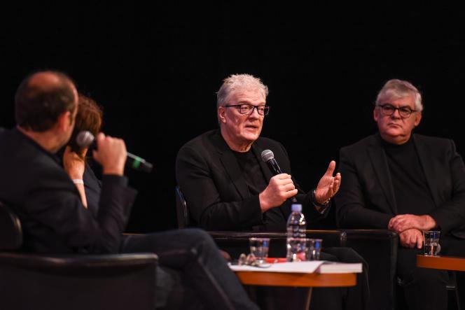 Ken Robinson en 2017.