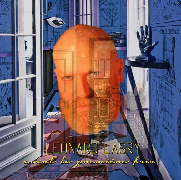 Pochette de l'album« Avant la première fois», de Léonard Lasry.