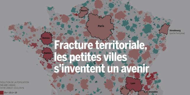 La croissance de la population et le développement économique se concentrent autour des grandes aires urbaines françaises. Mais les petites villes et les villes moyennes disposent elles aussi d'un potentiel d'innovation au sein même de l'archipel métropolitain.