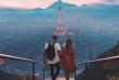 La montagne à Paris ? Une photo lourdement retouchée suscite des moqueries