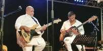 Thierry et Fabrice Fanfant le 11 novembre au New Morning