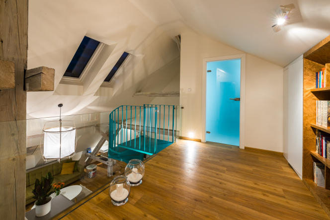 Appartement au centre de Kosice.