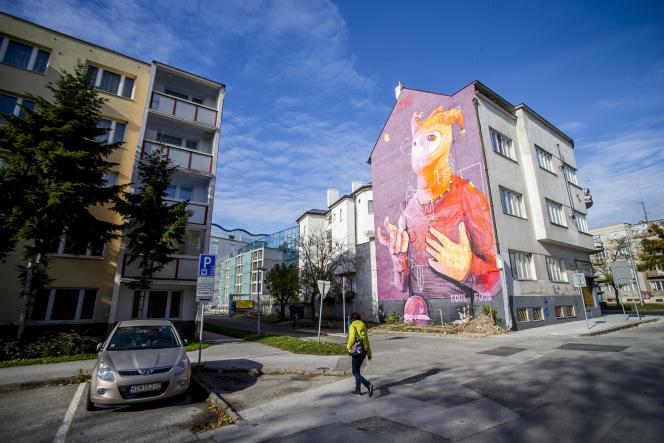 Open Mural Gallery.