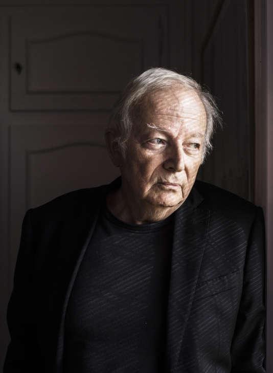 Paul Otchakovsky-Laurens, en novembre 2017.