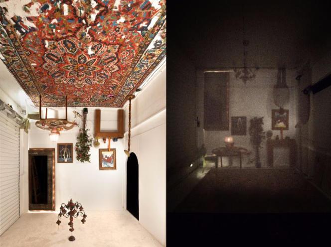 «Mirror I» et «Mirror II», une collaboration de Gonzalo Borondo et Carmen Main.