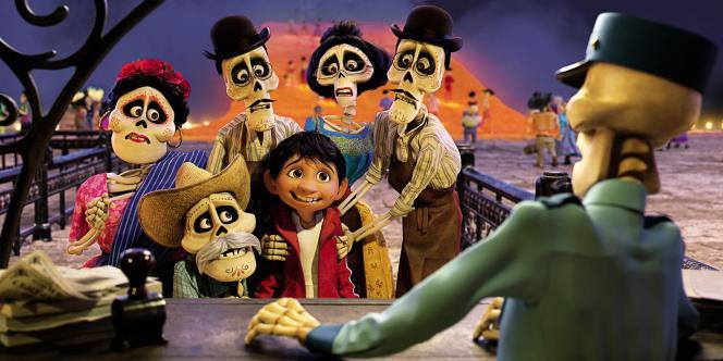 Deux semaines après sa sortie, « Coco» enregistrait déjà 34,9 millions d'euros de recettes au box-office mexicain.