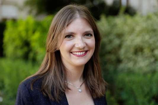 La députée LRM Aurore Bergé a été largement critiquée sur les réseaux sociaux le 31 janvier pour son rapport sur les « relations école-parents ».