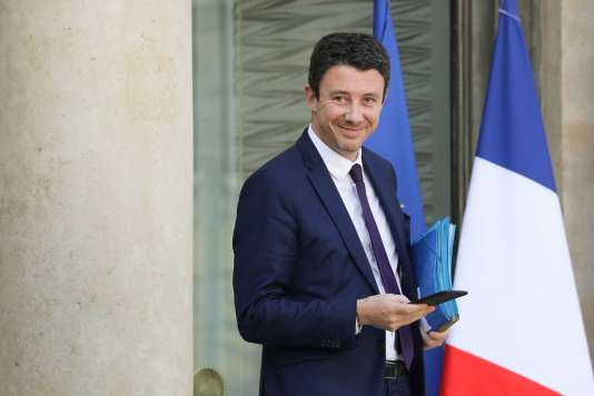Remaniement: Benjamin Griveaux porte-parole, Olivier Dussopt et Delphine Gény-Stephann entrent au gouvernement