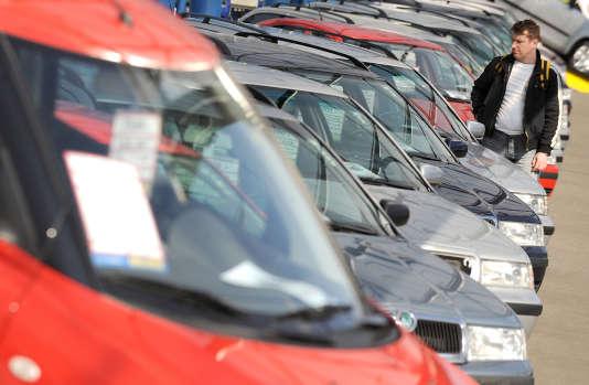 Parmi les domaines testés par l'étude de SOS-Racisme et du CNRS sur les discriminations, l'achat d'une voiture d'occasion.