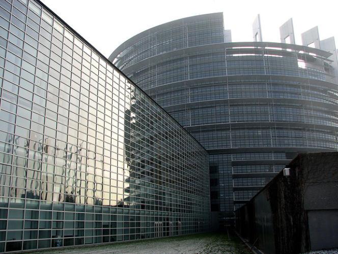 «Des pays comme l'Ukraine, la Géorgie et la Moldavie méritent une vision européenne» (Parlement européen, Bruxelles).
