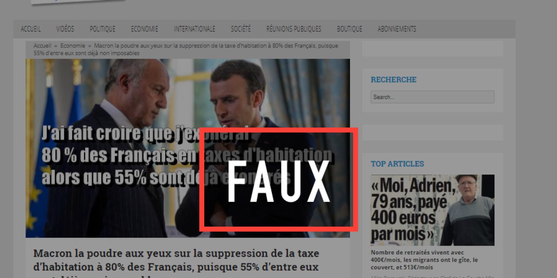 Oui La Future Exoneration De Taxe D Habitation Va Profiter A Une