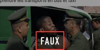 Une rumeur affirme que les personnes de couleur n'ont pas le droit de prendre les transports en commun en Algérie.