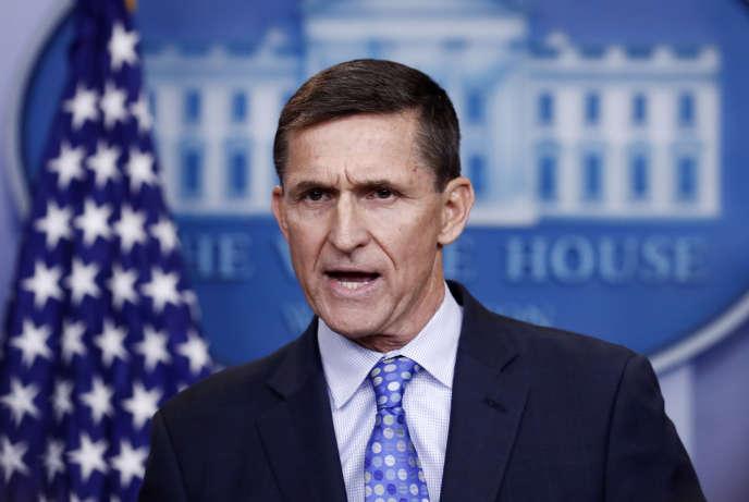 Le général Flynn avait été rapidement limogé à cause de ses fréquentes rencontres avec l'ambassadeur de Russie à Washington, Sergueï Kisliak,