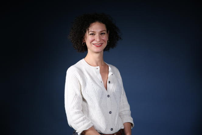 Mélanie Gourarier, anthropologue, le 24 novembre.