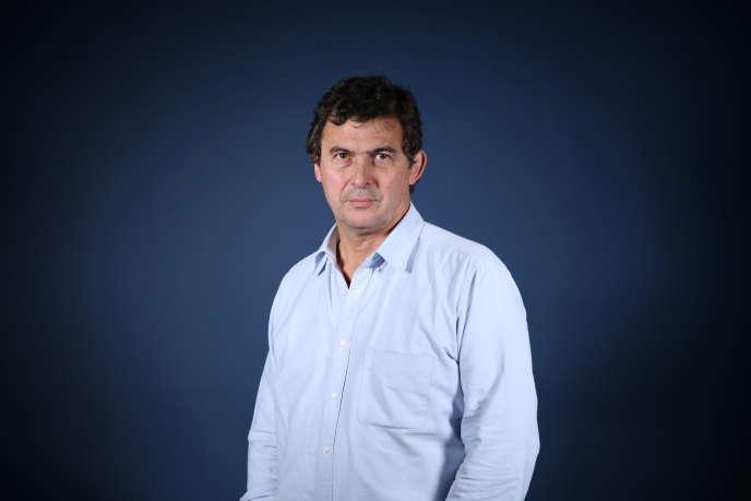 Eric Fassin, à Paris, le 24 novembre.