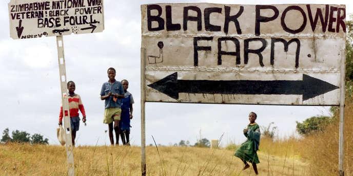histoire du zimbabwe