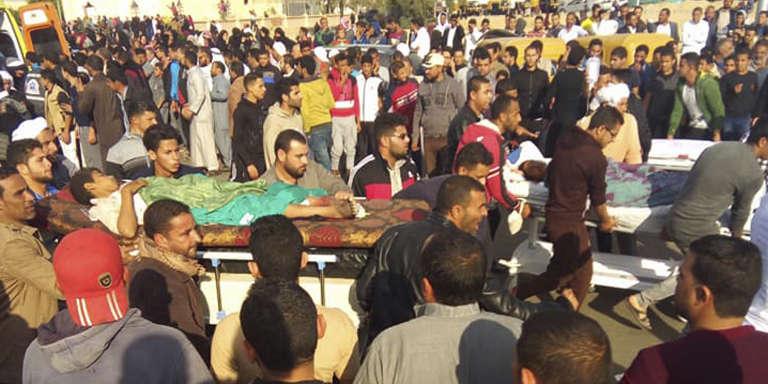 Attentat en Egypte : ce que l'on sait de l'attaque
