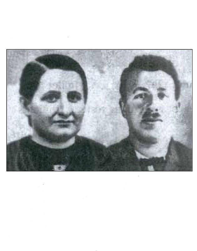 L'avis de décès de Francine et Marcelin Dumoulin annonçant leur messe de sépulture à Savièse (Suisse), le 22 juillet.