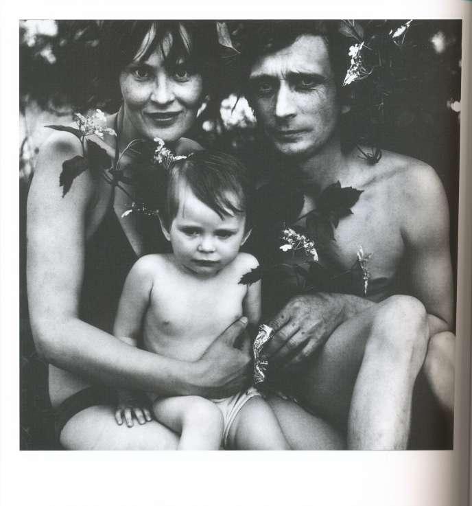 Un couple russe dans les années 1980.
