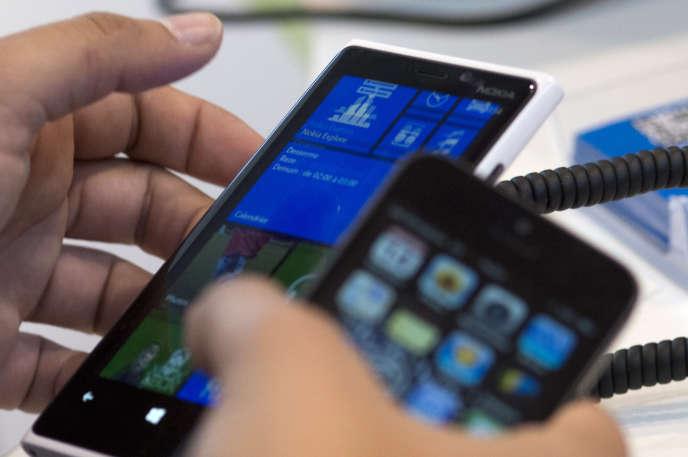 Aujourd'hui 73 % des Français possèdent un smartphone, selon l'édition 2017 du baromètre du numérique.