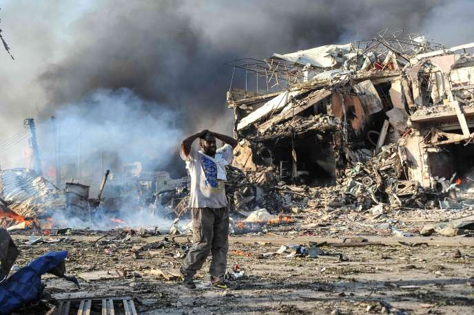 Le dernier bilan publié fin octobre faisait état de 358 morts. Cet attentat n'a pas été revendiqué.