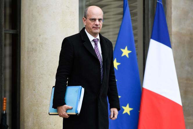 Jean-Michel Blanquer, le 27 novembre.