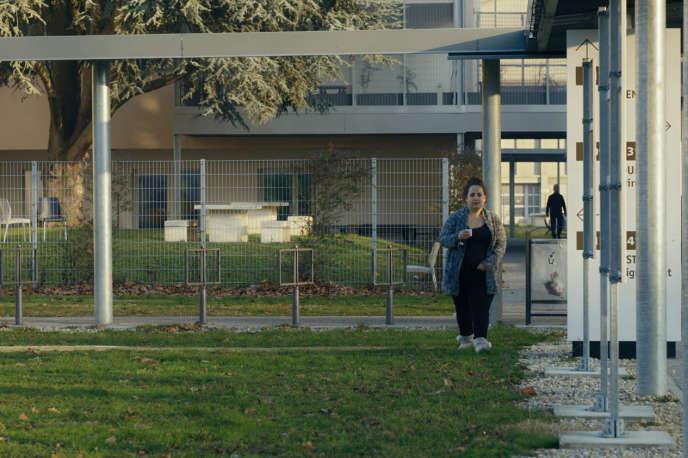 Une image extraite du documentaire de Raymond Depardon, « 12 jours », tourné à l'hôpital psychiatrique du Vinatier à Lyon.