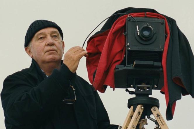 Le photographe et documentariste Raymond Depardon.