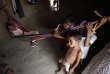 Des enfants wayuu, à Manaure (Colombie), en 2015.