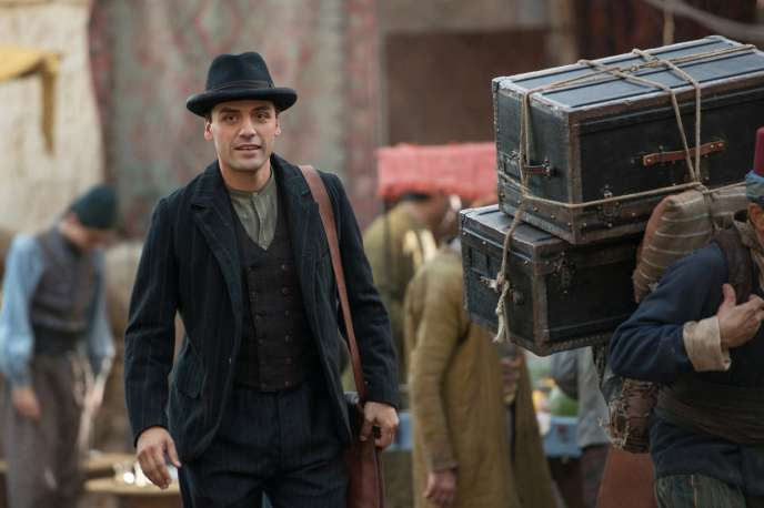 Oscar Isaac dans« La Promesse» (« The Promise»), deTerry George.