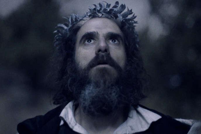 Rodrigo Lisboa dans«Rey, l'histoire du Français qui voulait devenir roi de Patagonie», deNiles Atallah.