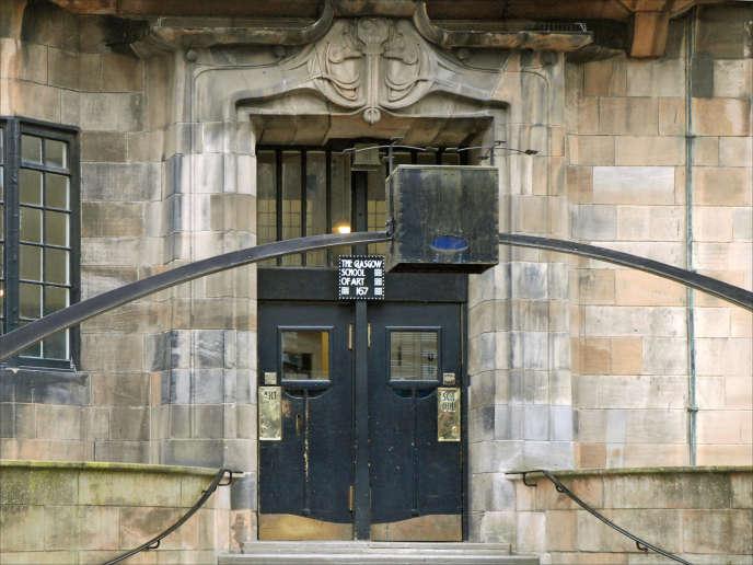 La Glasgow school of art, une école très pluridisciplinaire inscrite au programme Erasmus.