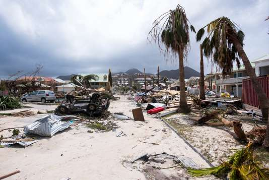 Le 6 septembre, le cyclone Irma a dévasté Saint-Martin et Saint-Barthélemy, faisant au moins 11 morts.