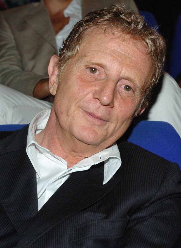 Frédéric Schlesinger, le vice-PDG d'Europe 1.
