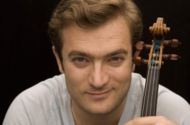 Le violoniste Renaud Capuçon enseigne à Lausanne depuis trois ans.