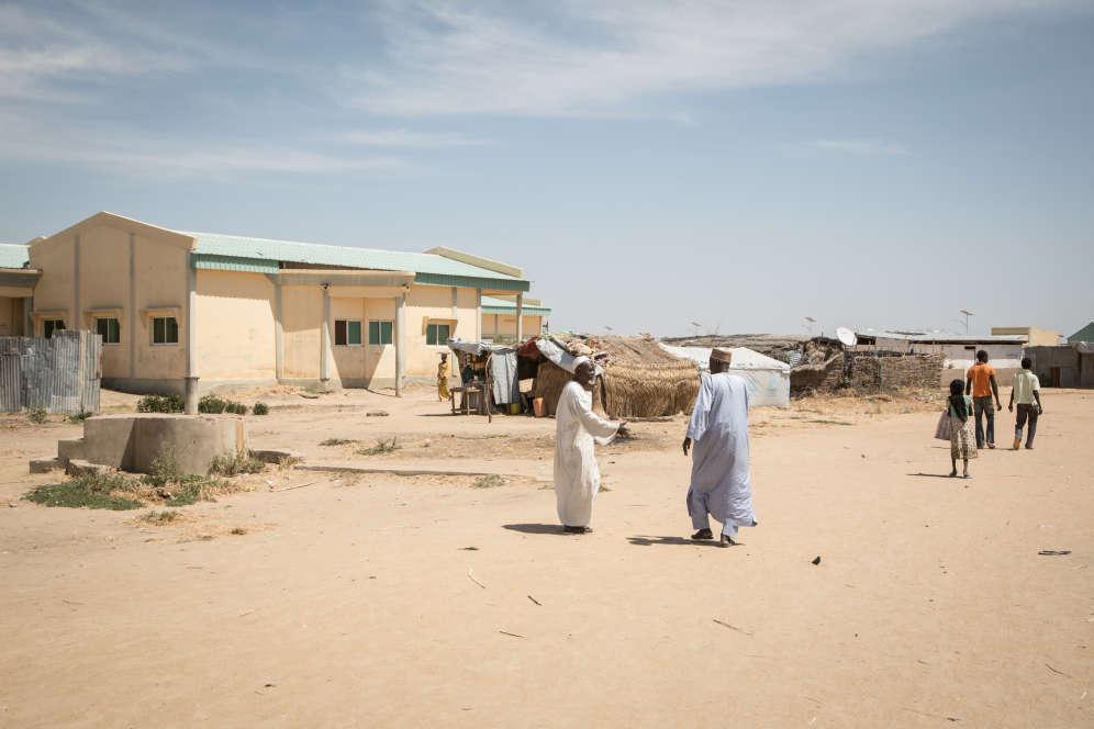 Dans le camp de réfugiés de Gaoui, à la périphérie de N'Djamena, la majorité des résidents sont des «retournés» : des Tchadiens qui vivaient en Centrafrique.