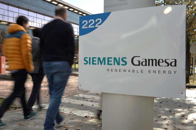 Le rachat de l'espagnol Gamesa par le groupe allemand Siemens a été formalisé en avril.